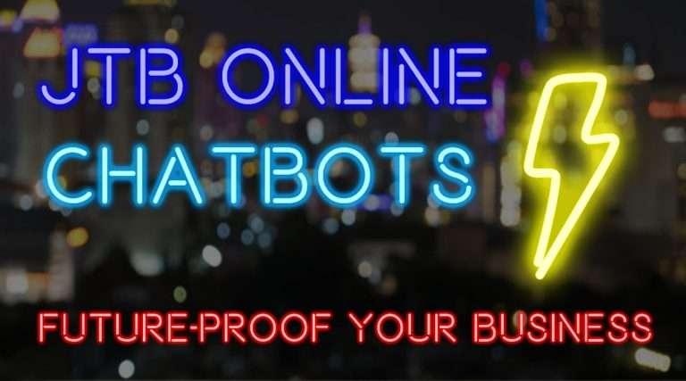 Artificial Intelligence Conversational Chatbot Design from JTB Online LLC | Buffalo NY